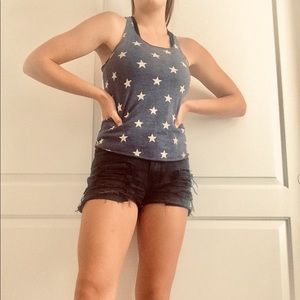 NWT Alternative Women's Star Graphic Tank